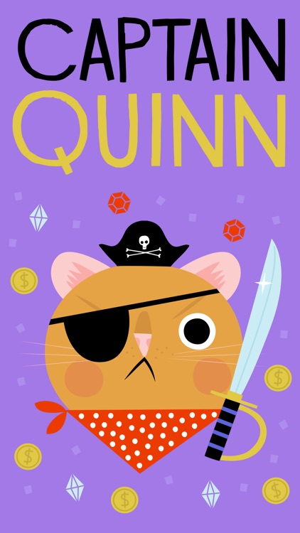 Emoji Pals - Quinn stickers screenshot-0