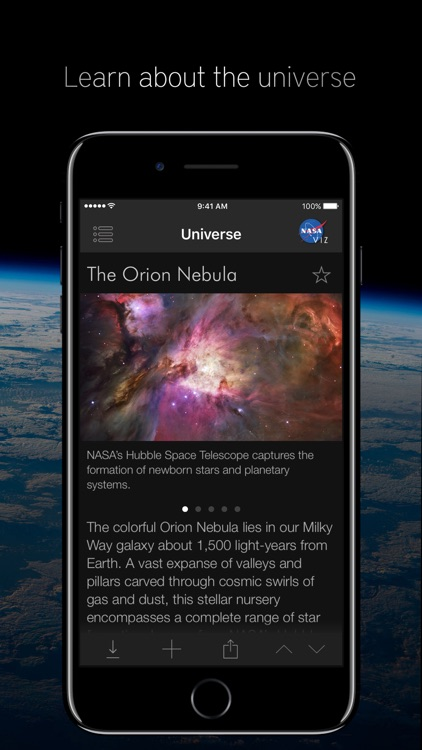 NASA Visualization Explorer screenshot-4