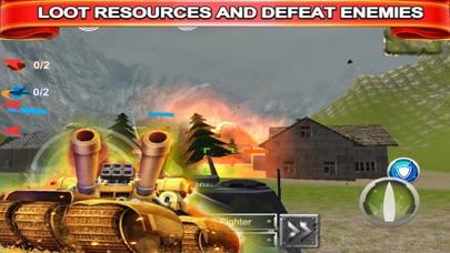 BatTank 3D - Battlefield Word screenshot two