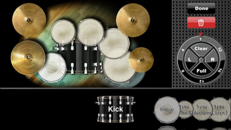 Real Drums! screenshot-2