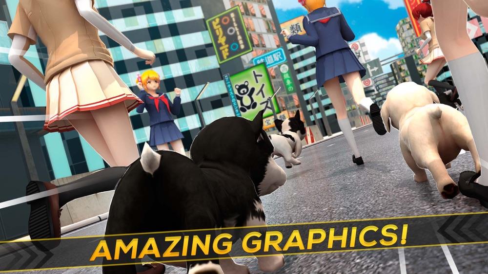 Puppy John's | Dog Runner Simulator Games hack tool