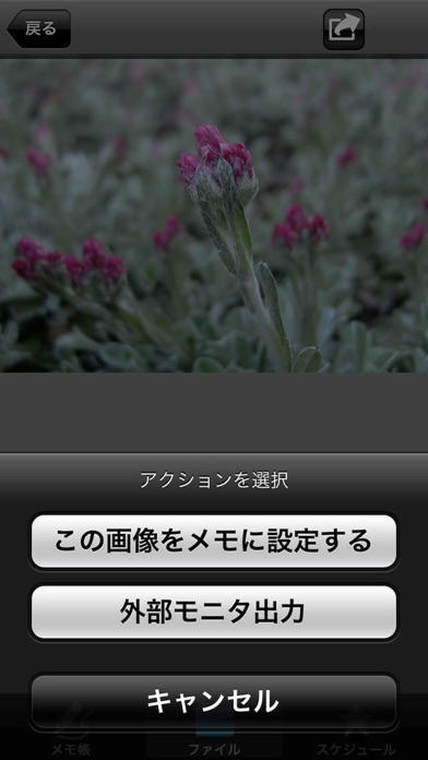 システム手帳(BusinessGear) Phone ScreenShot3