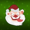 Shocking Santa - Santa Claus Gone Bad Stickers