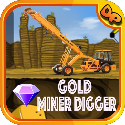 Puzzle Game : Gold Miner Digger