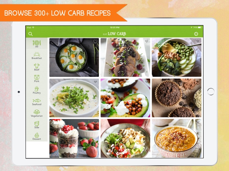 Eat Low Carb-Easy Diet Recipes to Help Lose Weight