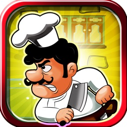 Chef's Food Falling Rescue - Awesome Meal Saving Game
