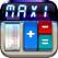 iPad용 계산기 MaxiCalc Pro: 인쇄 금융 메모리 의 기본 및 공학용 계산기