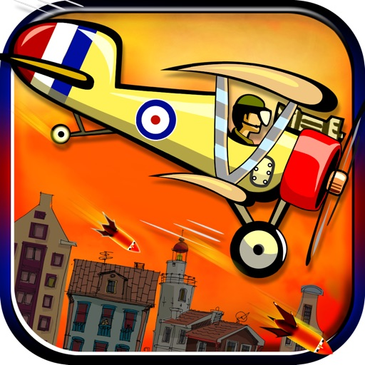 Bombing Planes World War One Lite – The sky fighter become Hero – Free Version