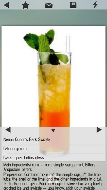 Cocktails Recipes Pro