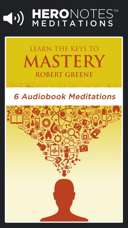 Mastery by Robert Greene Meditations Audiobook