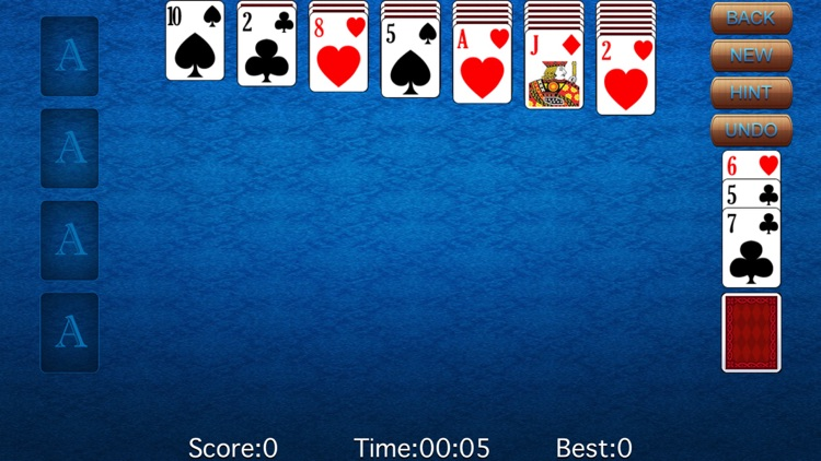 Solitaire - 2017 screenshot-1
