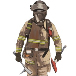 Firefighter Stickers