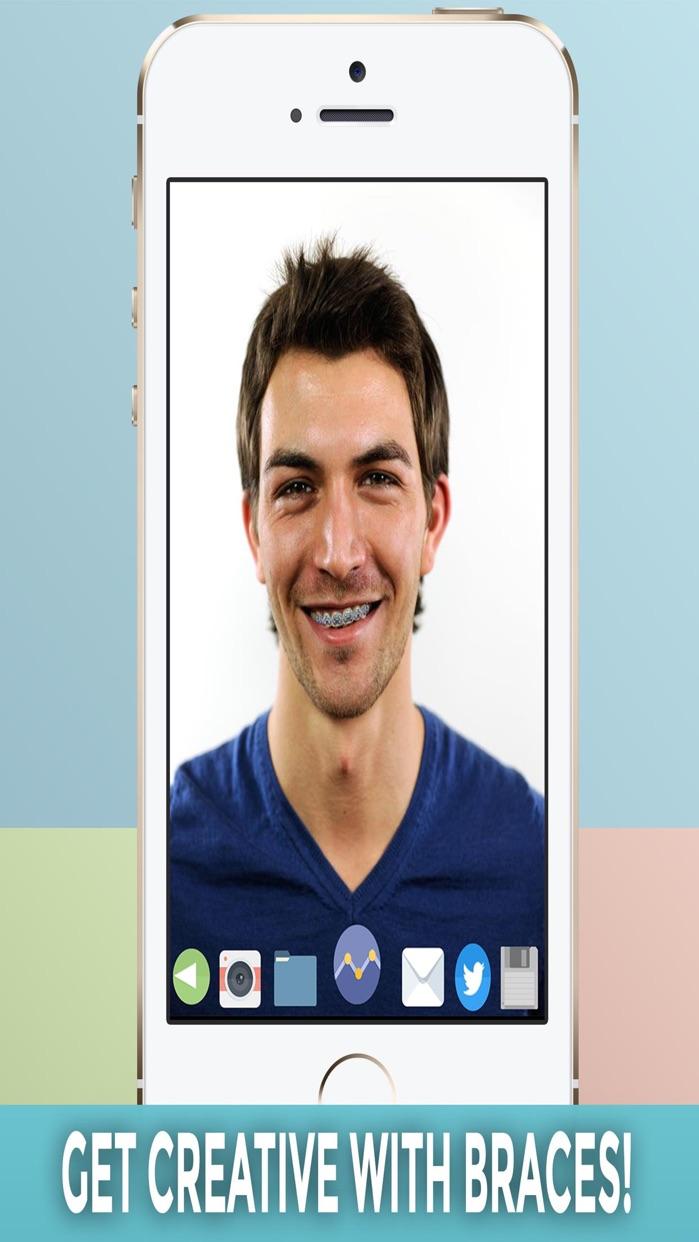 Brace Yourself - The Dental Braces Teeth Booth Screenshot