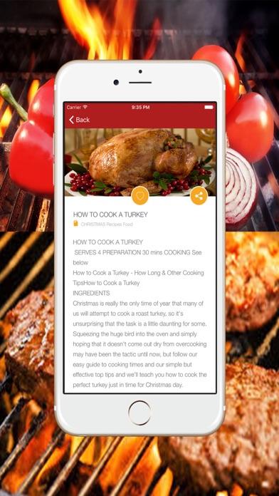 健康食品のレシピ&クリスマスのためにおいしいレシピ - French Italian Japanesのスクリーンショット1