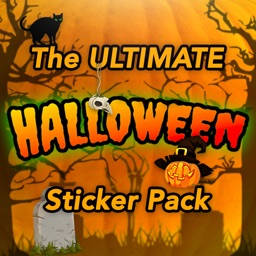 The ULTIMATE Halloween Sticker Pack