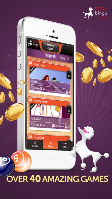 Posh Bingo™ – Bingo and Slots screenshot three