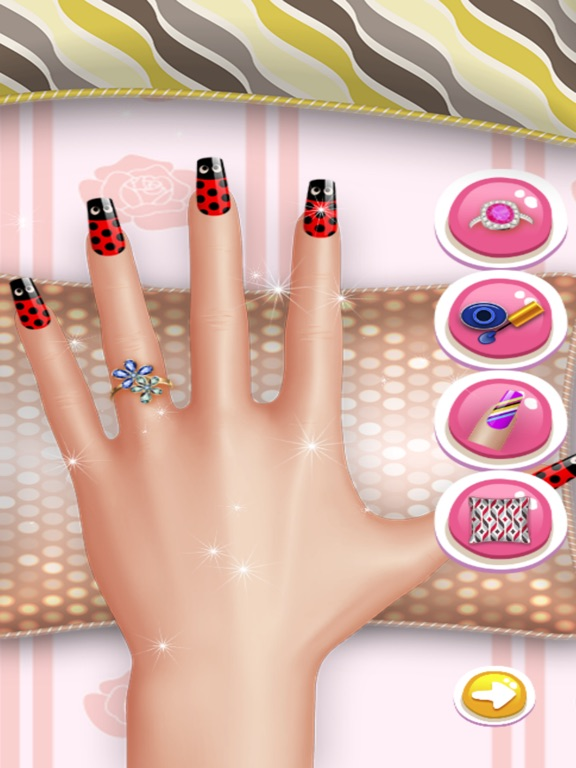 Princess Nail Art Salon Games For Kids App Price Drops