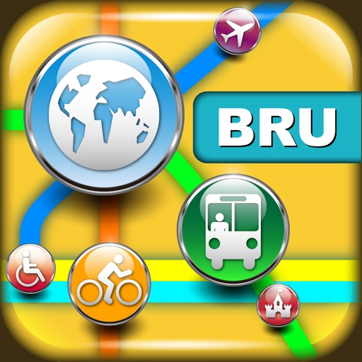 Brussels Maps - Download Metro Maps, City Maps and Tourist Guides.