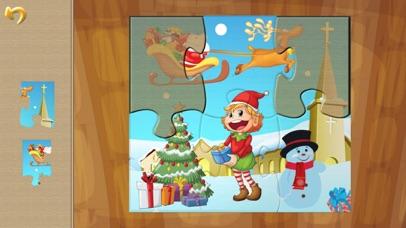 Fun Christmas Games with Santa Screenshot on iOS