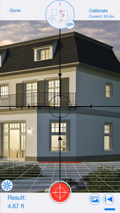 CamMeasure Lite Measure height width distance area