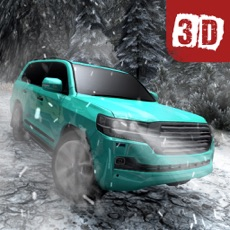 Activities of Offroad Cruiser Snow Driving