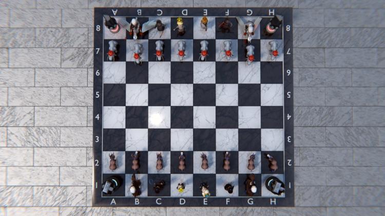 Political Chess 3D screenshot-3
