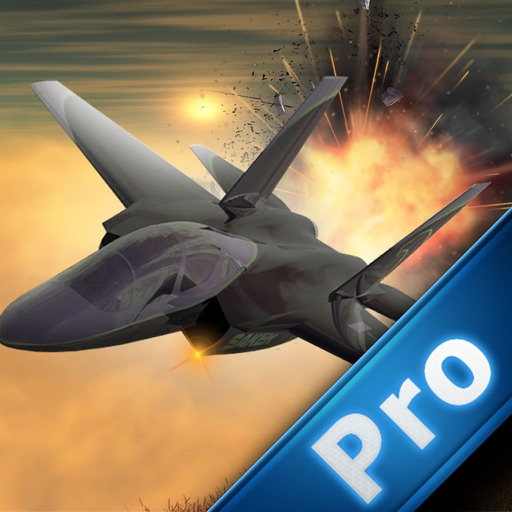 A Super Stellar Combat Aircraft Pro - Explosive Game Of Flight Simulation