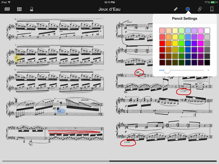 ScoreReader - scan, study, and perform your sheet music
