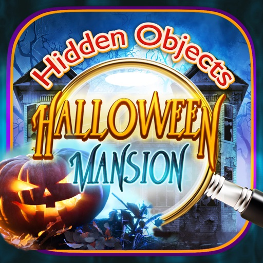 Hidden Objects: Haunted Halloween Mansions FREE