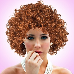 Curly Hair Styles Trendy New Look for Girls Booth