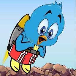 Sojo Go-Blue Bird Flying Adventure & Fun Challenge