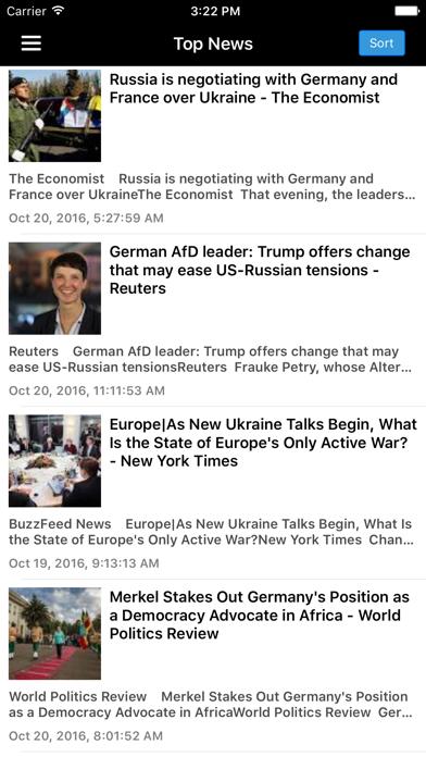 German News in English Proのおすすめ画像1