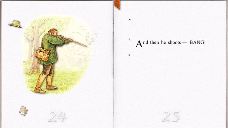 The Story of A Fierce Bad Rabbit LITE screenshot-3