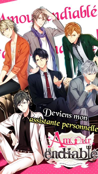 Anime Dating-Sims für Jungs iphone