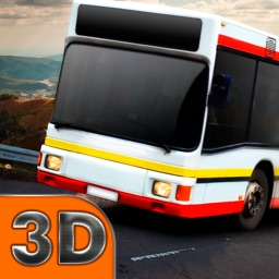 Bus Driver 3D: Hill Offroad