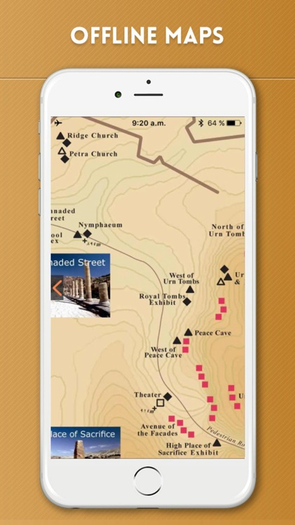 Petra Travel Guide and Offline Map screenshot-4