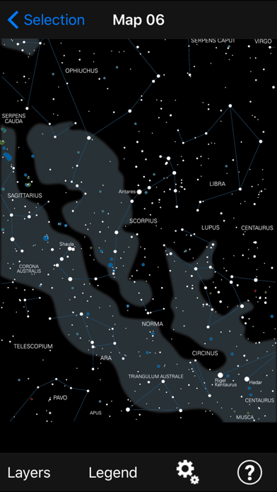 Star Charts by Wil Tirionのおすすめ画像2