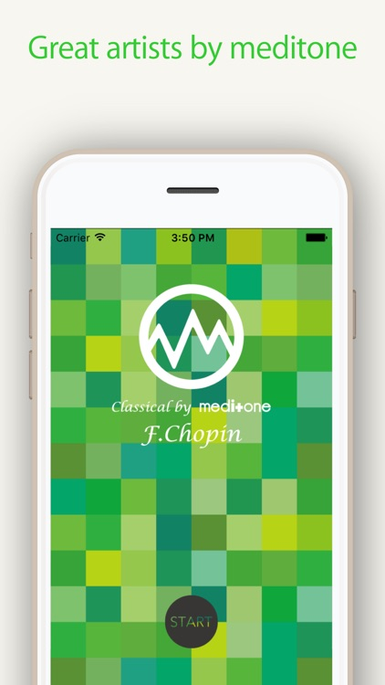"""Relax Classic """"F.Chopin"""" by meditone®"""