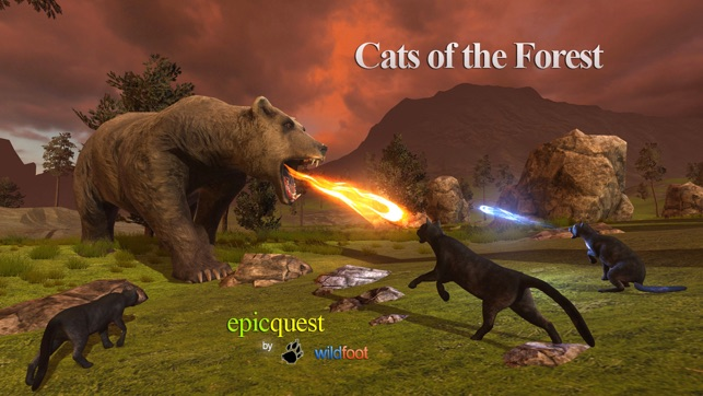 Cats of the Forest on the App Store
