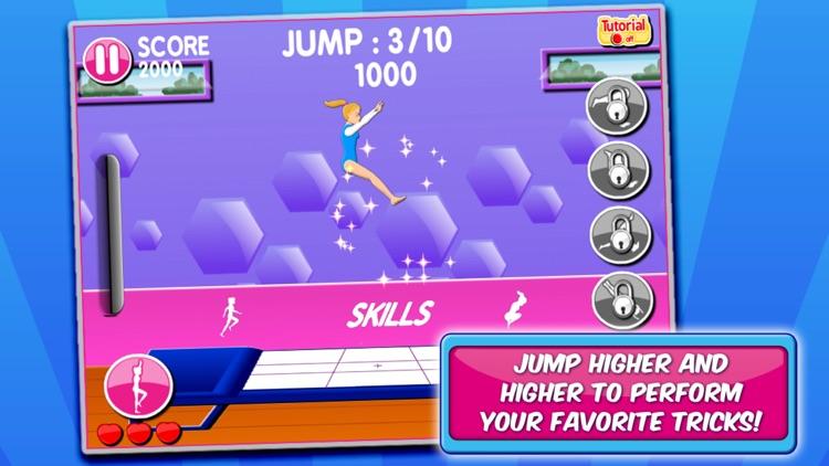 Gymnastic & Dance Girls Game