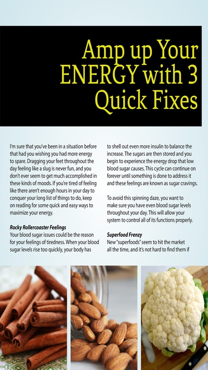 Fast Weight Loss Magazine screenshot-4