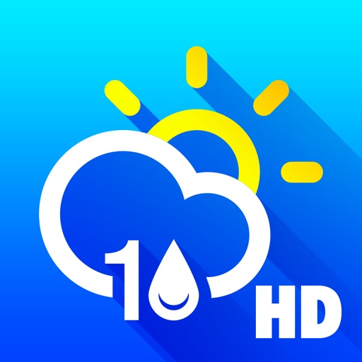 10 Day Weather & NOAA extended hourly forecast