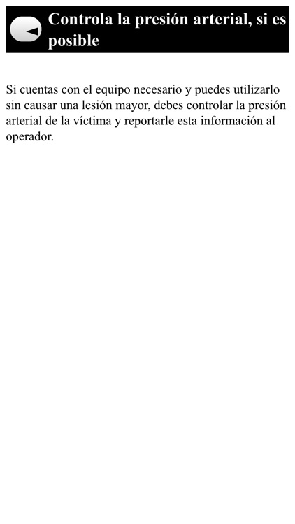 First Aid In Spanish screenshot-3