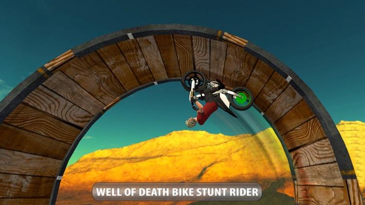 Bike Racing Game 3D 2017 screenshot-3