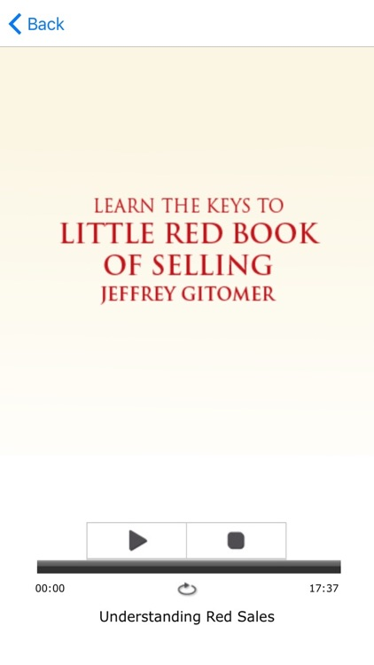 Little Red Book Of Selling by Jeffrey Gitomer screenshot-3