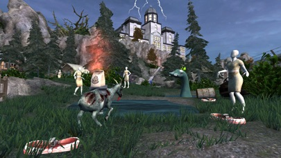 Goat Simulator GoatZ screenshot two