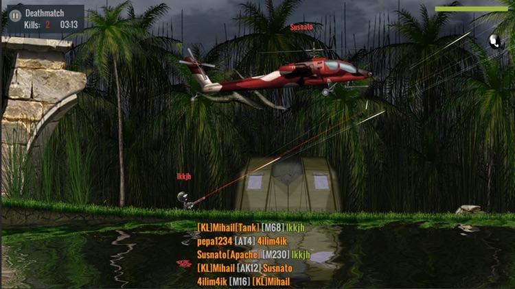 Stickman Battlefields screenshot-0