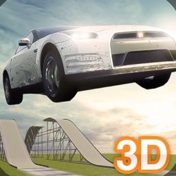 Extreme Real City Ride Car Stunts 3D Simulator