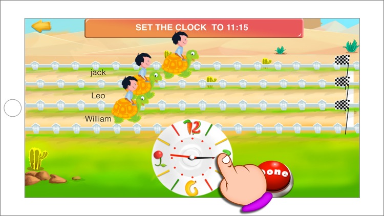 Telling Time - Fun games to learn to tell time screenshot-3
