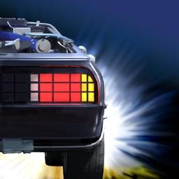 Live Model DeLorean